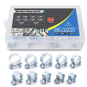 Glarks Fuel Injection Hose Clamps