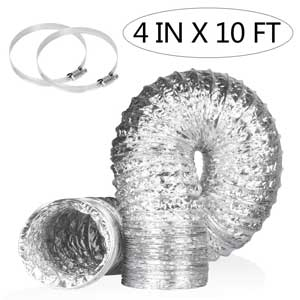 Aluminum Dryer Vent Hose