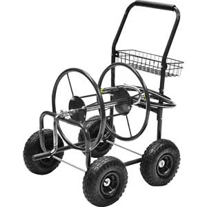 Precision Hose Reel Cart With Wheels