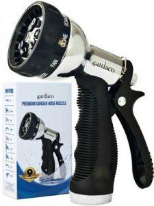 best water hose spray nozzle