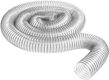 4 inch dust collection hose