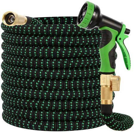 Buheco Commercial Hose With Spray Nozzle